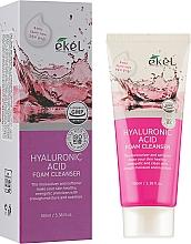 Kup Pianka oczyszczająca z kwasem hialuronowym - Ekel Hyaluronic Acid Foam Cleanser