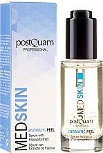 Kup Peeling enzymatyczny z papainą - PostQuam Med Skin Enzimatic Peel Serum With Papaya Extract
