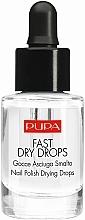 Kup Wysuszacz lakieru do paznokci - Pupa Fast Dry Drops