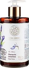 Kup Szampon do włosów farbowanych - Natura Siberica Flora Siberica Siberian Iris Shampoo