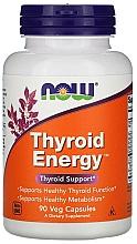 Kup Kapsułki wspierające zdrowie tarczycy - Now Foods Thyroid Energy