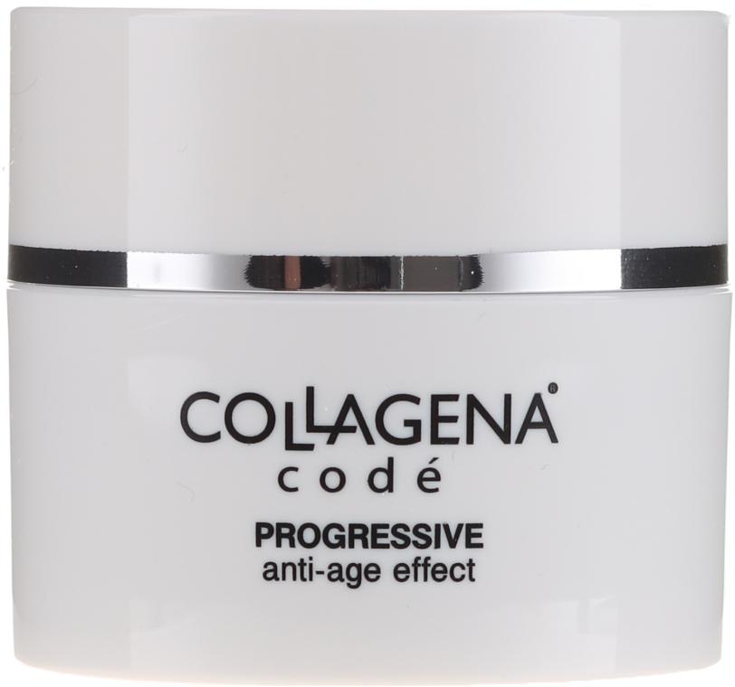 Progresywny krem przeciwstarzeniowy do twarzy - Collagena Code Progressive Anti-Age Effect — фото N2