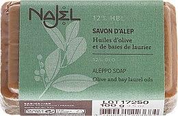 Kup Mydło kosmetyczne z olejem laurowym 12% - Najel Savon d'Alep Aleppo Soap By Laurel Oils 12%