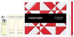 Kup Calvin Klein Eternity For Women - Zestaw (edp 50 ml + b/lot 100 ml + sh/gel 100 ml)