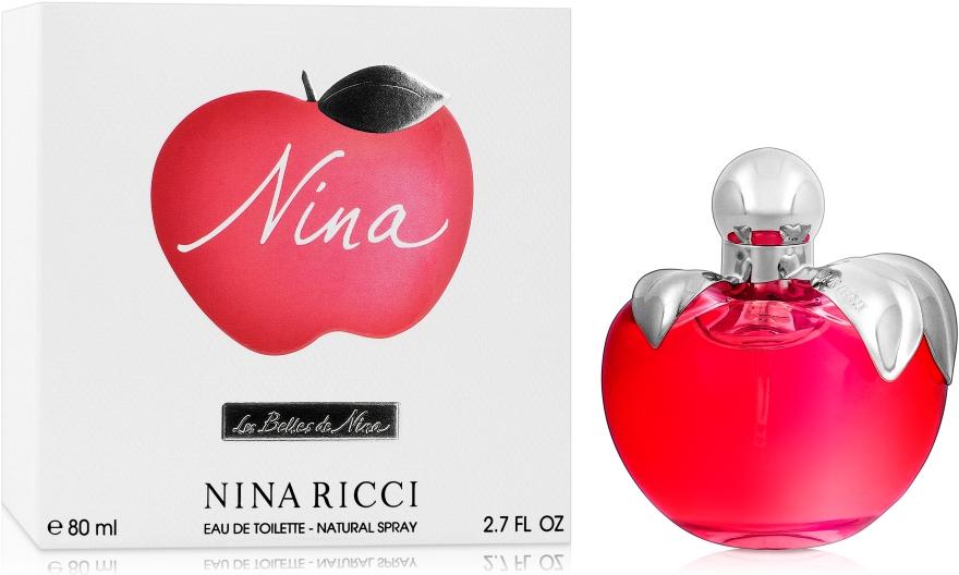 Nina Ricci Nina - Woda toaletowa