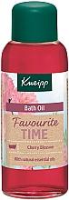 Kup Olejek do kąpieli Kwiat wiśni - Kneipp Favourite Time Cherry Blossom Bath Oil