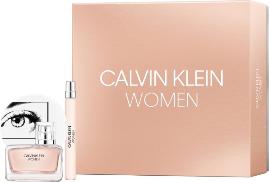 Calvin Klein Women - Zestaw (edp 50 ml + edp 10 ml)