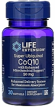 Kup Koenzym Q10 w żelowych kapsułkach - Life Extension Super Ubiquinol CoQ10 with Enhanced Mitochondrial Support