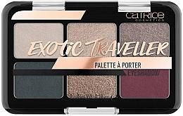 Kup Paleta cieni do powiek - Catrice Exotic Traveller A Porter Eyeshadow Palette