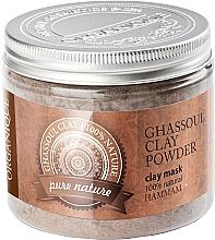 Kup PRZECENA! Glinka Ghassoul w pudrze - Organique Argillotherapy Ghassoul Clay Powder *