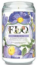 Kup Świeca zapachowa Fiołek - FraLab Flo Violetta