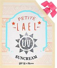 Kup Krem do opalania SPF 50+/PA+++ - Petite Lael UV Sun Cream (miniprodukt)