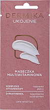 Kup Multiwitaminowa maseczka do cery wrażliwej Ukojenie - Dermika