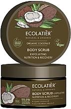 Kup Peeling do ciała Odżywienie i regeneracja - Ecolatier Organic Coconut Body Scrub