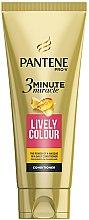 Kup 3-minutowa odżywka do włosów farbowanych Lśniący kolor - Pantene Pro-V Lively Colour Conditioner