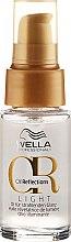 Kup Olejek przywracający włosom blask - Wella Professionals Oil Reflection Light
