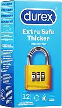 Kup PRZECENA! Prezerwatywy Extra safe, 12 szt. - Durex Extra Safe*