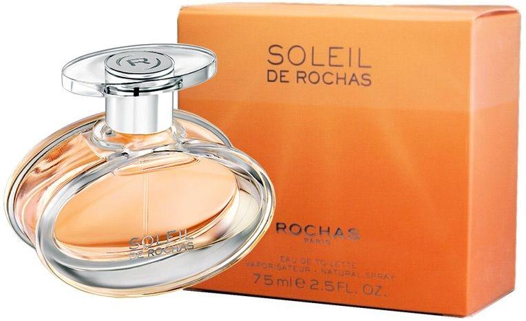 Rochas Soleil De Rochas - Woda toaletowa