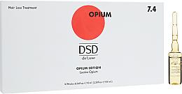 Kup Lotion w ampułkach przeciw wypadaniu włosów - Simone DSD De Luxe 7.4 Opium Lotion