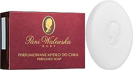 Kup Perfumowane mydło do ciała - Pani Walewska Ruby Soap