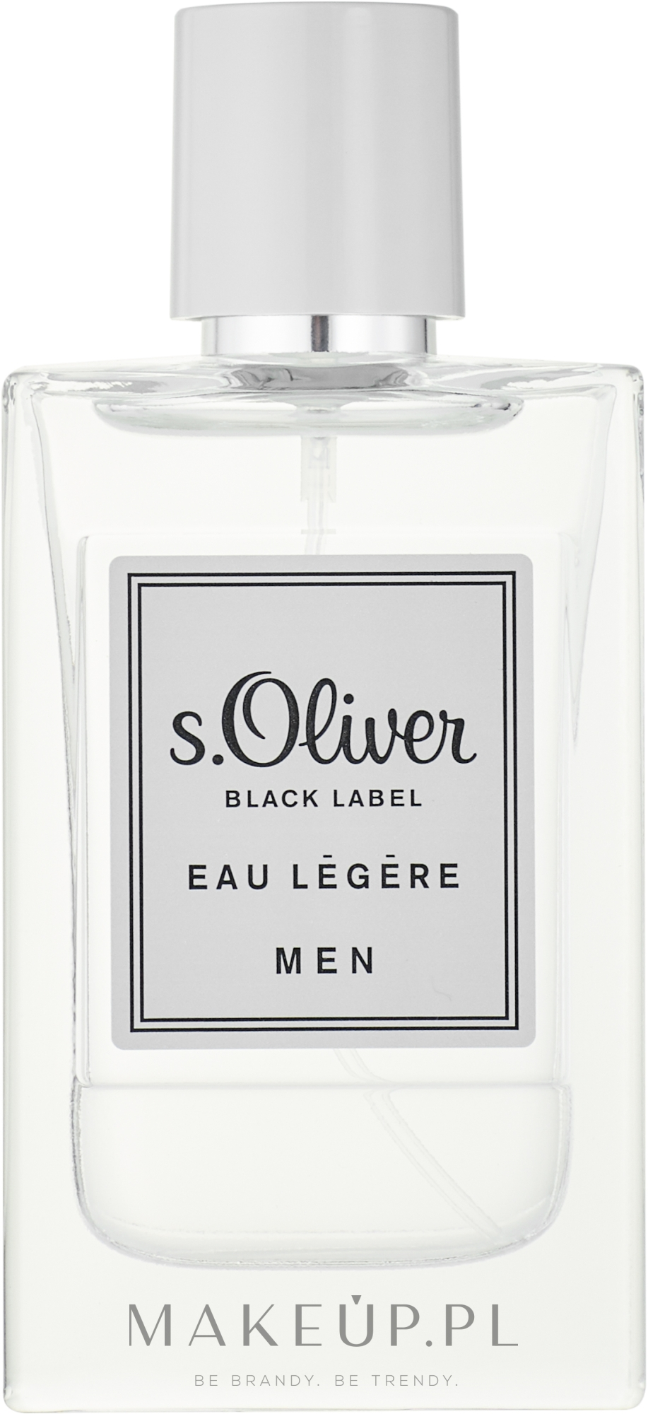 s.oliver black label eau legere men