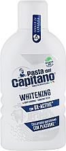 Kup Wybielający płyn do płukania jamy ustnej - Pasta Del Capitano Whitening Mouthwash