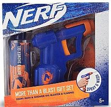 Kup Zestaw dla dzieci - EP Line Nerf Blaster Set (sh/gel 200 ml + toy)