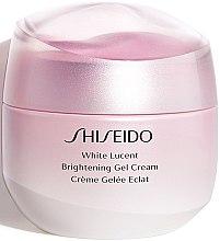 Kup Żelowy krem rozjaśniający do twarzy - Shiseido White Lucent Brightening Gel Cream