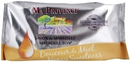 Kup Marsylskie mydło w kostce Słodki miód - Ma Provence Marseille Soap