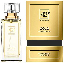Kup 42° by Beauty More Gold Edition Limitée - Woda perfumowana