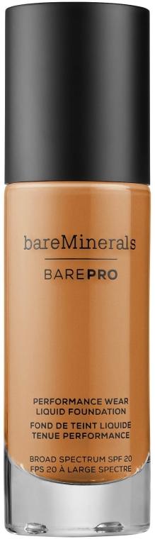 Podkład do twarzy w płynie - Bare Escentuals Bare Minerals BarePro Performance Wear Liquid Foundation SPF 20 — фото N2