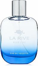 Kup La Rive Blue Line - Woda toaletowa