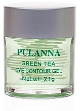 Kup Żel do okolic oczu z zieloną herbatą - Pulanna Green Tea Eye Countour Gel