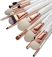 Kup Zestaw pędzli do makijażu - Eigshow Master Series Classic Brush Kit Rose Gold