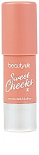 Kup Róż w sztyfcie - Beauty UK Sweet Cheeks Cream Stick Blusher