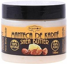 Kup Masło shea do twarzy, ciała i włosów - Arganour Shea Butter Face, Body & Hair