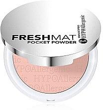 Kup Hipoalergiczny puder matujący do twarzy - Bell HYPOAllergenic Fresh Mat Pocket Powder