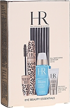 Kup Zestaw - Helena Rubinstein Lash Queen Feline Blacks Mascara (mascara/7ml + lot/50 ml + eye/care/3ml)