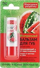 Kup Naturalny balsam do ust Soczysty arbuz - Fitokosmetik Przepisy ludowe
