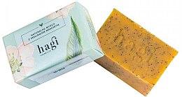 Kup Naturalne mydło z peelingiem makowym - Hagi Ziemia