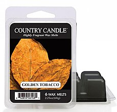 Kup Wosk zapachowy - Country Candle Golden Tobacco Wax Melts