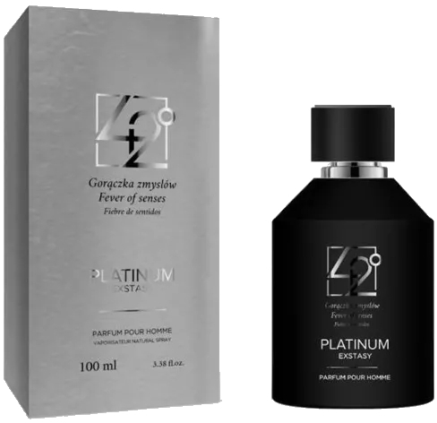 42° by Beauty More Platinum Extasy - Woda perfumowana — фото N1