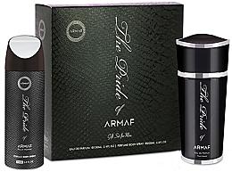 Kup Armaf The Pride Pour Homme - Zestaw (edp 100 ml + deo/spray 200 ml)