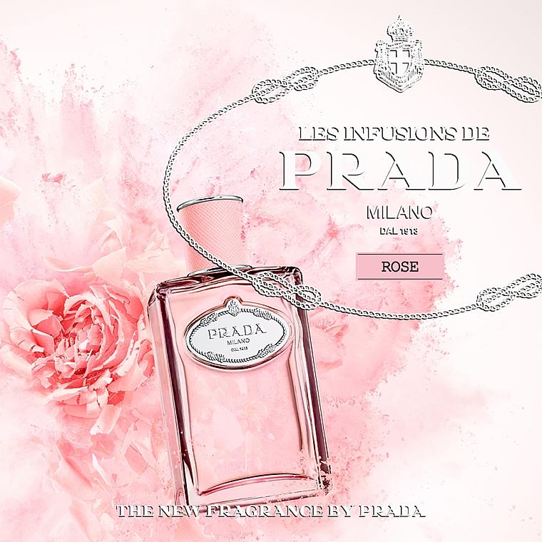 Prada Les Infusion De Rose 2017 - Woda perfumowana — фото N5
