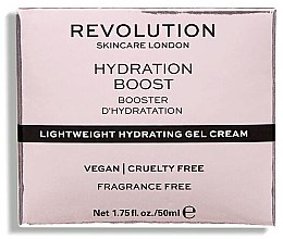 Nawilżający żel-krem - Makeup Revolution Lightweight Hydrating Gel Cream — фото N2