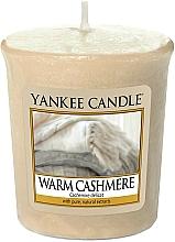 Kup Świeca zapachowa sampler - Yankee Candle Warm Cashmere