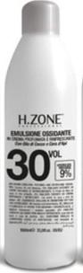 Emulsja utleniająca 30vol 9% - H.Zone Oxydant — фото N1