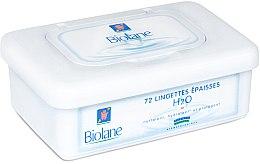 Kup Nawilżane chusteczki w pudełku - Biolane Baby H2O Napkins