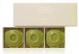 Kup PRZECENA! Lorenzo Villoresi Yerbamate - Zestaw (soap/3x100g) *