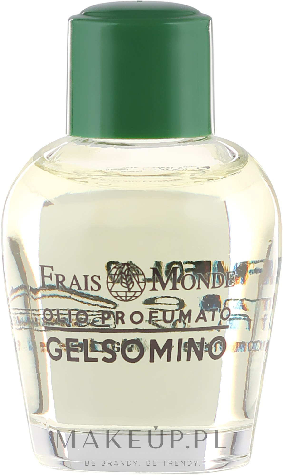 Olejek perfumowany - Frais Monde Jasmine Perfume Oil — фото 12 ml